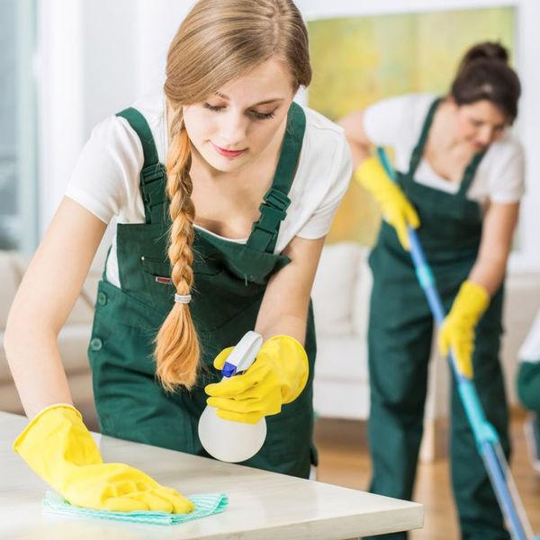 Institutional Cleaning