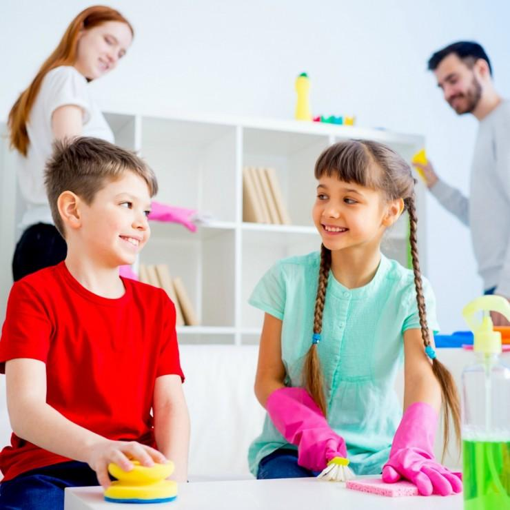 Day Care Cleaning